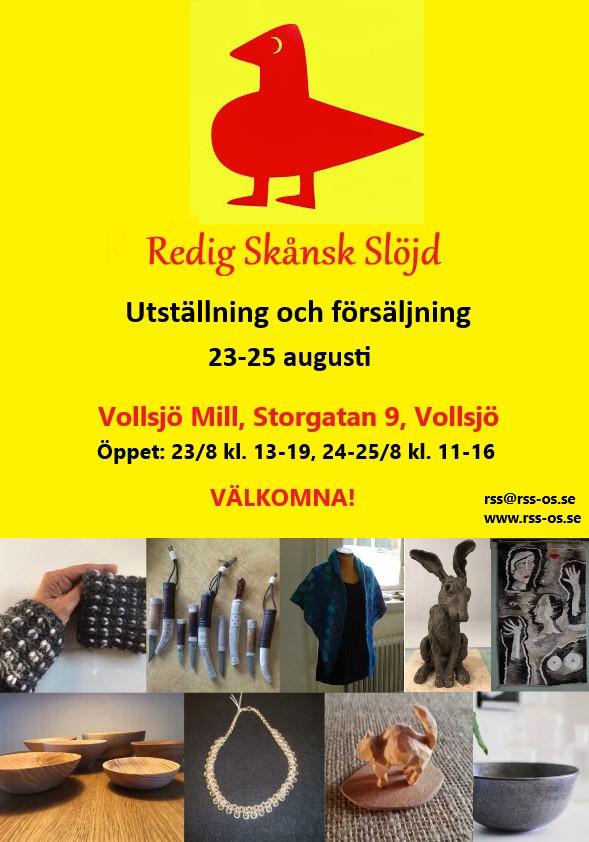 affisch Vollsjö