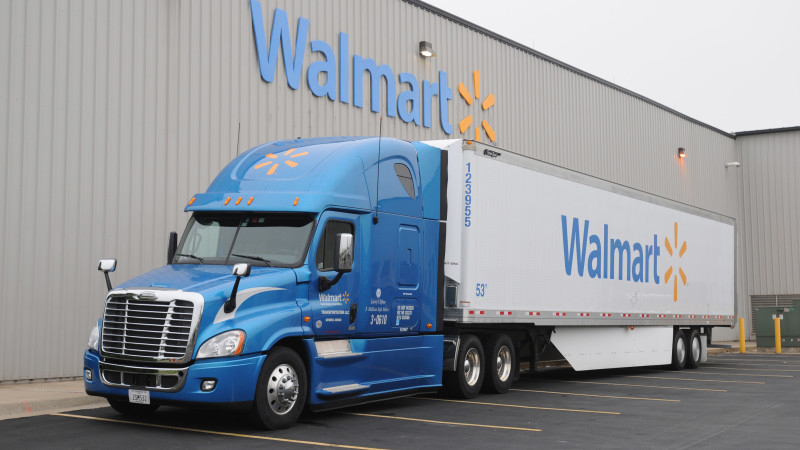 Walmart supports the American Red Cross at all Walmart and Sam's Club stores across the U.S. through its register campaign that matched dollar-for-dollar customer donations up to $5 million. (Walmart)
