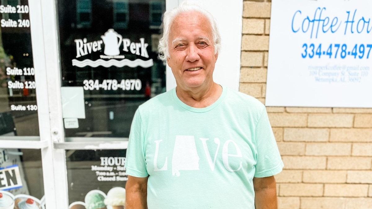 People of Alabama: Johnny Oates of Wetumpka
