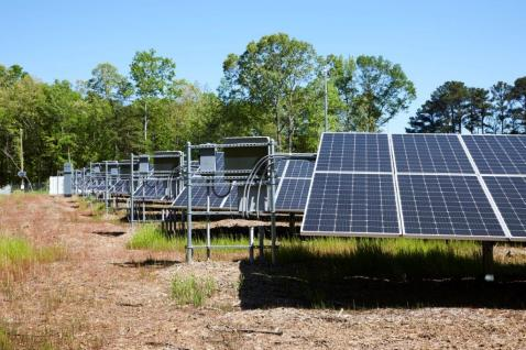 Alabama Power's Smart Neighborhood project at Reynold's Landing at Ross Bridge in Hoover won a Top Project 2021 award from Environment + Energy Leader. (Alabama NewsCenter file)
