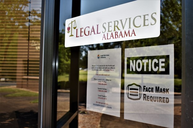 Legal Services Alabama is home to the John Lewis Legal Services Fellowship program. (contributed)