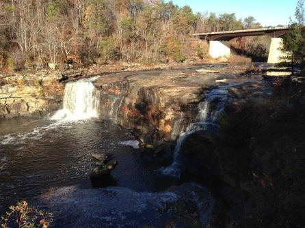 Little River Waterkeeper will use its grant to support, with partners, elements of the Little River Watershed Restoration Project. (National Park Service)