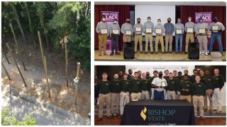 Alabama lineworker programs graduate summer students