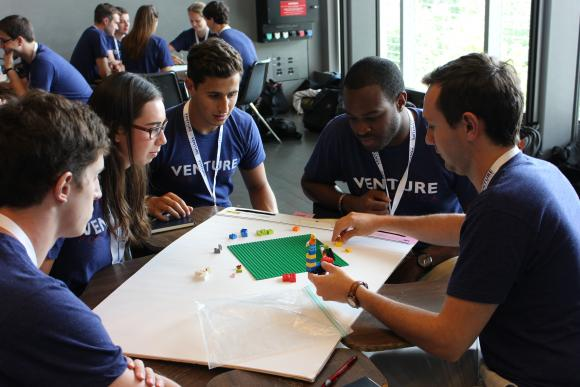 The prestigious New York-based nonprofit Venture for America has placed college graduates with startups and other cutting-edge organizations in Birmingham since 2015. (contributed)