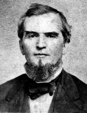 Birmingham industrialist James Sloss. The Historic Red Ore Express walking tour isn't just about historic sites. It's about the people who worked or spent time there. Oral history is blended into the narration. (contributed)