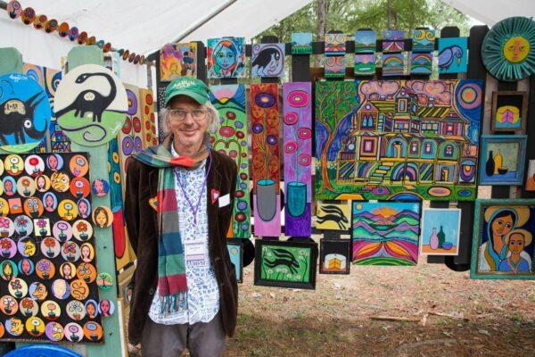 The Kentuck Arts Festival is a 50-year tradition. (Kentuck Art Center/Facebook)