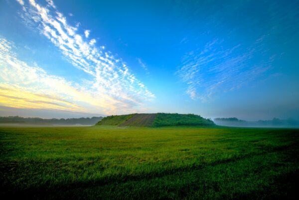 Moundville Archaeological Park features 29 massive, 800-year-old Native American mounds. (Moundville Archaeological Park and Museum/Facebook)