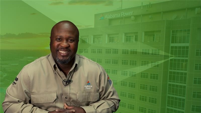 National Customer Service Week: Alabama Power employee Broderick Smith serves the community in his job and as a volunteer leader