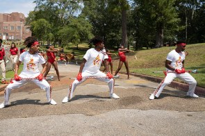 The Morehouse College Maroon Tigers will face the Tuskegee University Golden Tigers Saturday with a variety of events prior to the game. (contributed)