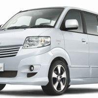 Mobil Suzuki APV Arena Luxury 2014