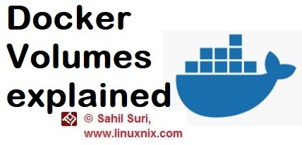 Docker Volumes explained