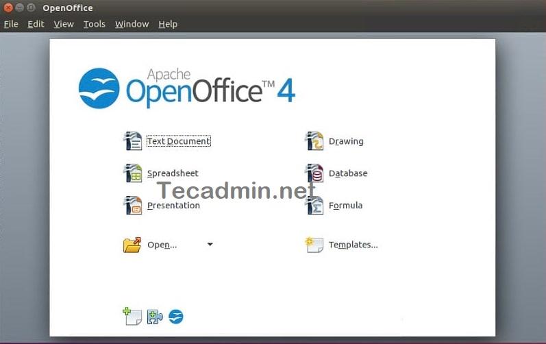 How to Install Apache OpenOffice 4.1 on Ubuntu 20.04