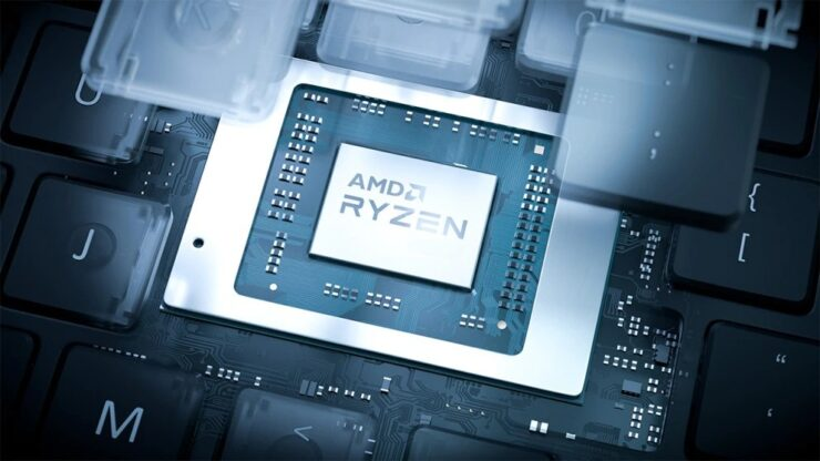 "AMD Ryzen 7 5700U APU ""Renoir Refresh"" With 8 Cores & 16 Threads Spotted With Zen 2 & Vega GPU Cores"