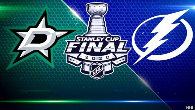 dallas stars tampa bay lightning stanley cup