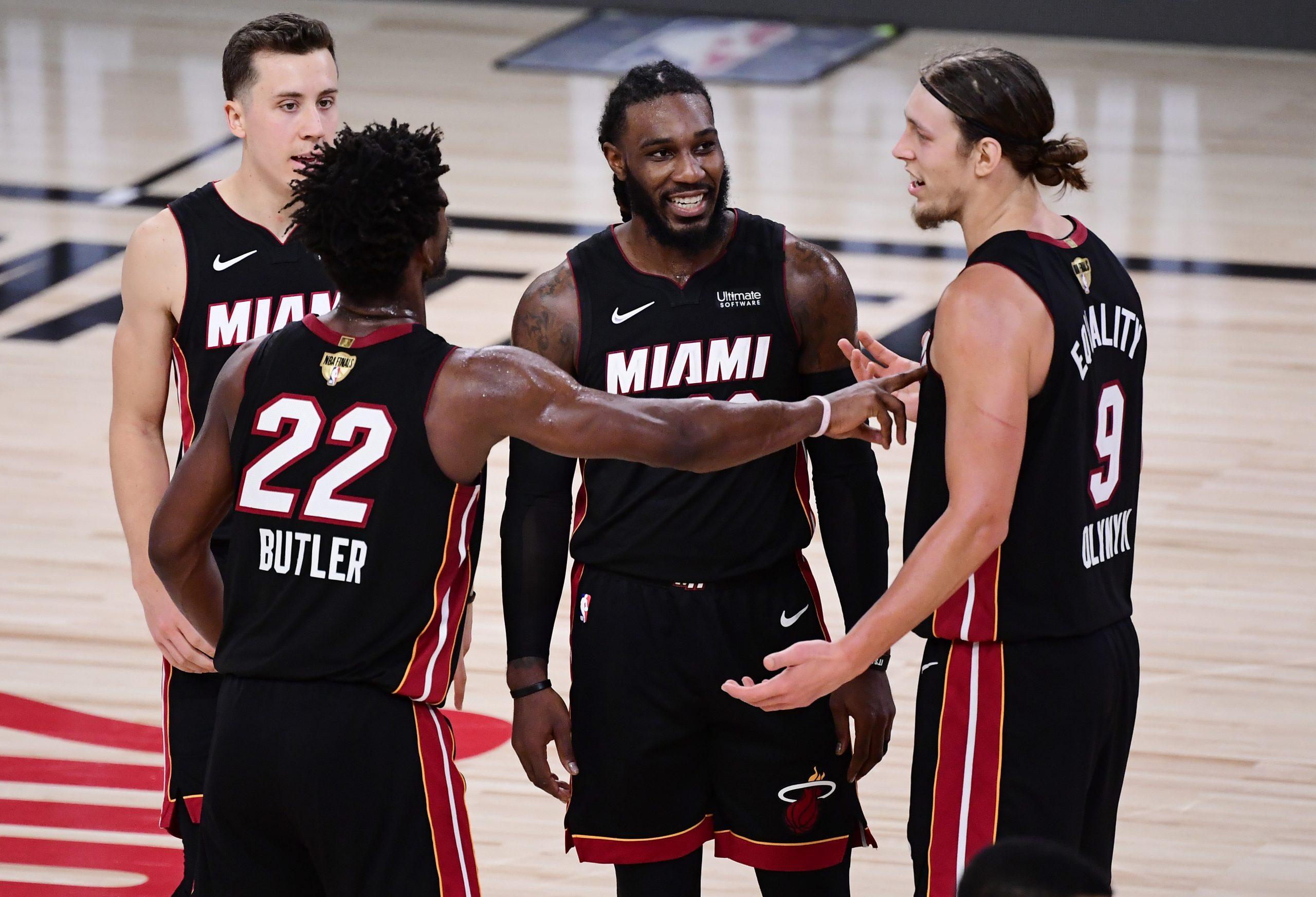 NBA Finals: Jimmy Butler's big night helps Heat stun Lakers in Game 3