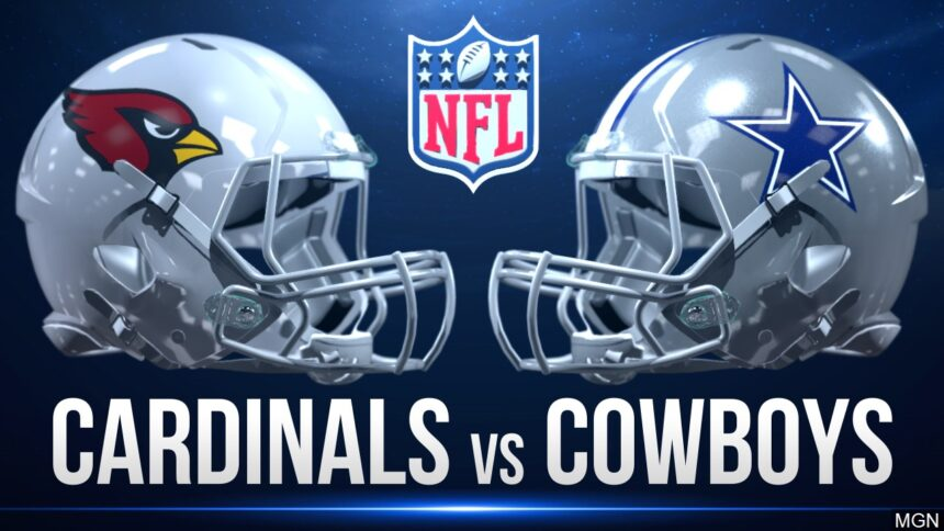 Cowboys get blown out by the Cardinals on MNF, 38-10