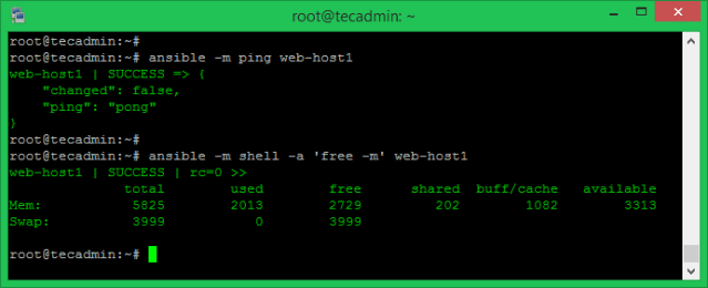 How To Install and Configure Ansible on Debian 10