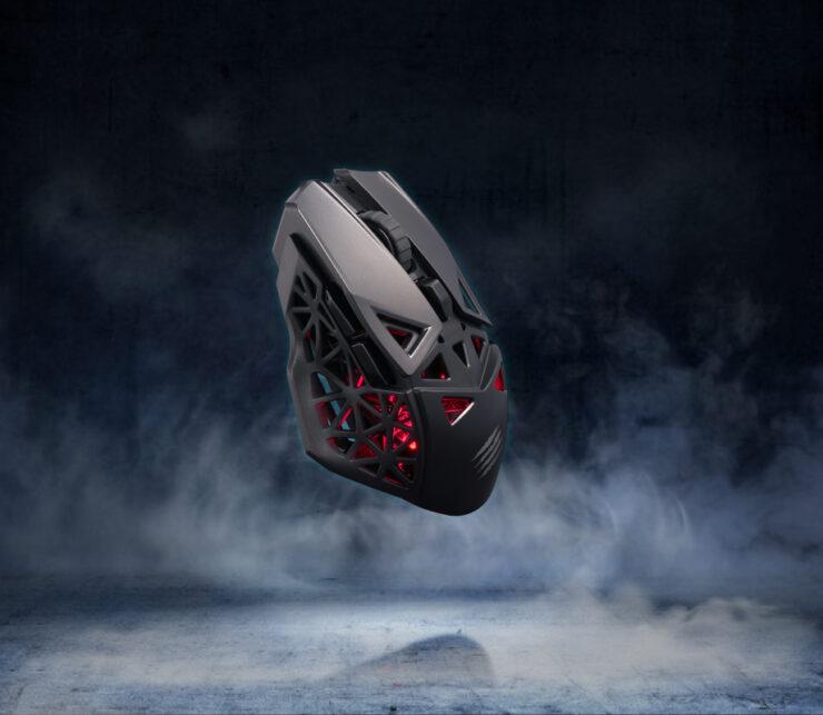 Mad Catz Announces the M.O.J.O M1 Gaming Mouse