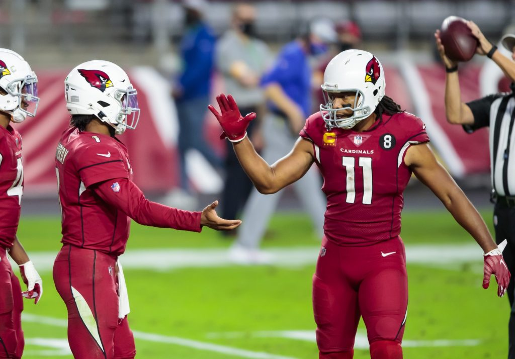 Cardinals star Larry Fitzgerald tests positive for COVID-19, will miss Week 12 vs. Patriots