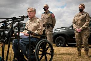 Gov. Abbott wants feds to pay for 'border crisis' expenses in Texas