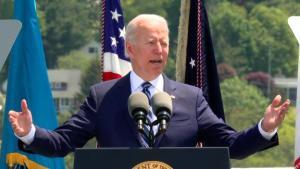 Biden says Texas vote restriction bill is 'an assault on democracy'