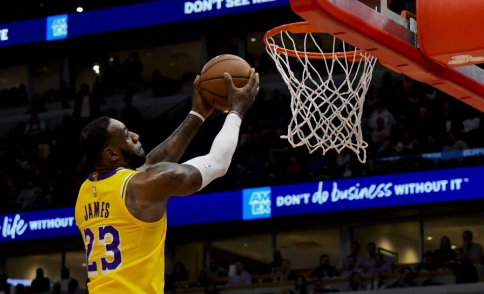50 Best NBA Players: LeBron James Ranks No. 1