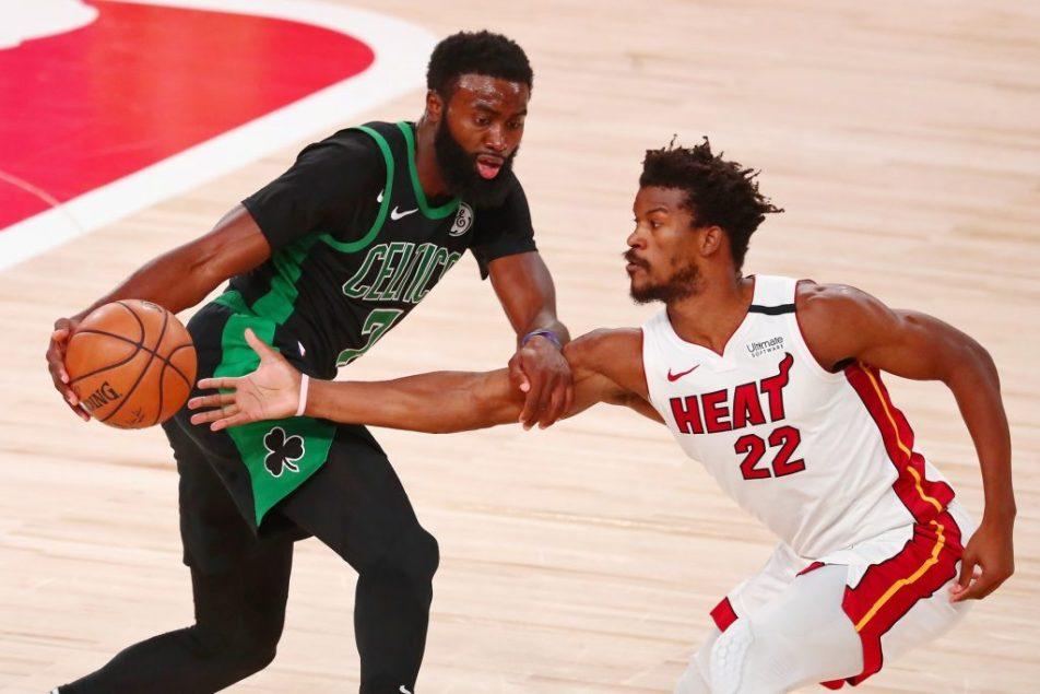 Heat Jimmy Butler, Celtics Jaylen Brown Game 3 Eastern Conference Finals