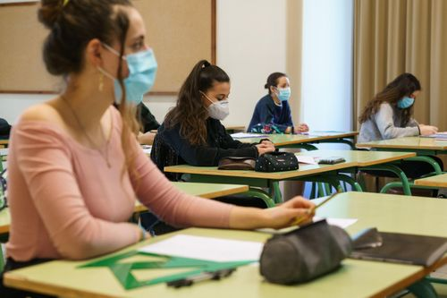 Texas ending mask mandates in schools starting in June