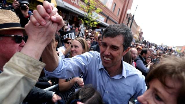 Texas Dems 'anxious' as Beto O'Rourke weighs governor bid