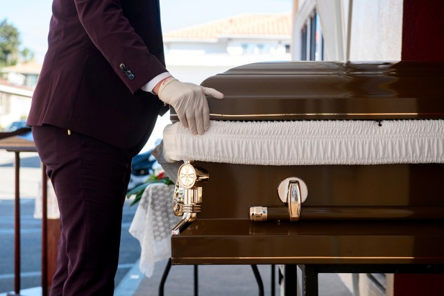 'The largest number of funeral assistance applications in the agency's history'; Thousands of Texans still waiting on FEMA relief