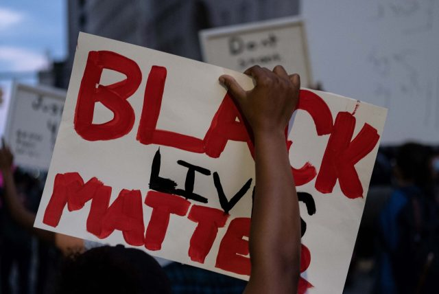 Texas woman suing Black Lives Matter for libel