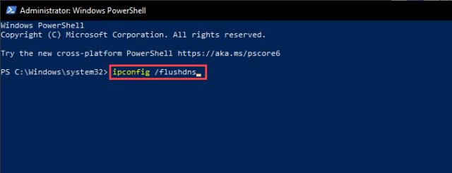 03 Flush DNS Cache