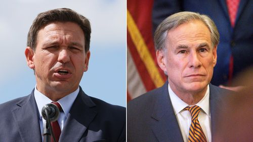Republican governors of Florida and Texas battle with cruise lines over vaccine requirements
