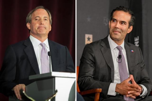 George P. Bush to challenge Texas AG Ken Paxton
