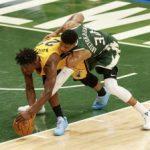 NBA: Playoffs-Miami Heat at Milwaukee Bucks