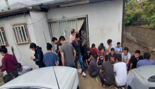 Border Patrol finds 35 migrants in El Paso stash house, arrests 3 with weapons in Sierra Blanca