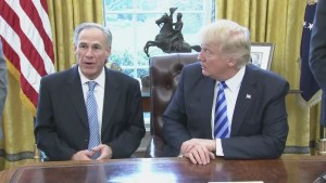 Trump to tour Texas border wall with Abbott at end of June