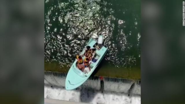 boat rescue austin