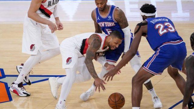 3 realistic Damian Lillard to the New York Knicks trade scenarios