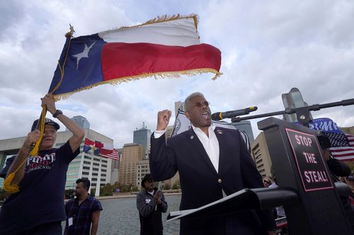 Texas GOP chair Allen West resigns, may run for statewide office