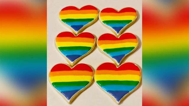 Texas bakery lost customers after selling rainbow Pride cookies; thanks to supporters, it has sold out of cookies every day since