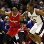 NBA: Playoffs-Los Angeles Clippers at San Antonio Spurs