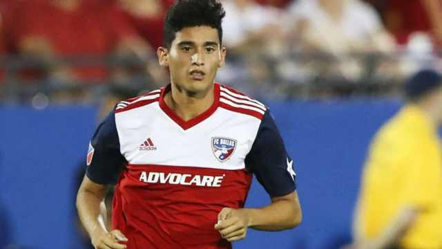 El paso native Ricardo Pepi named MLS Player of the Week after netting hat trick