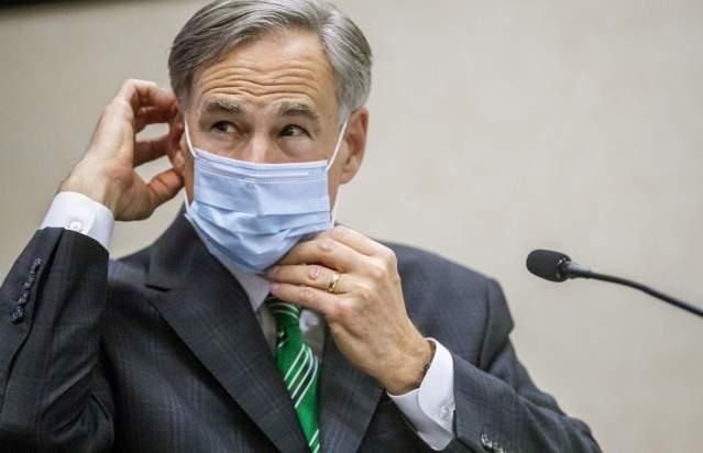 Abbott won't impose new mask mandate despite increasing Texas virus cases