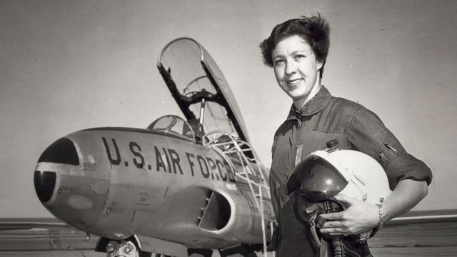 Pioneering female pilot will rocket into space from Van Horn at age 82 on Blue Origin