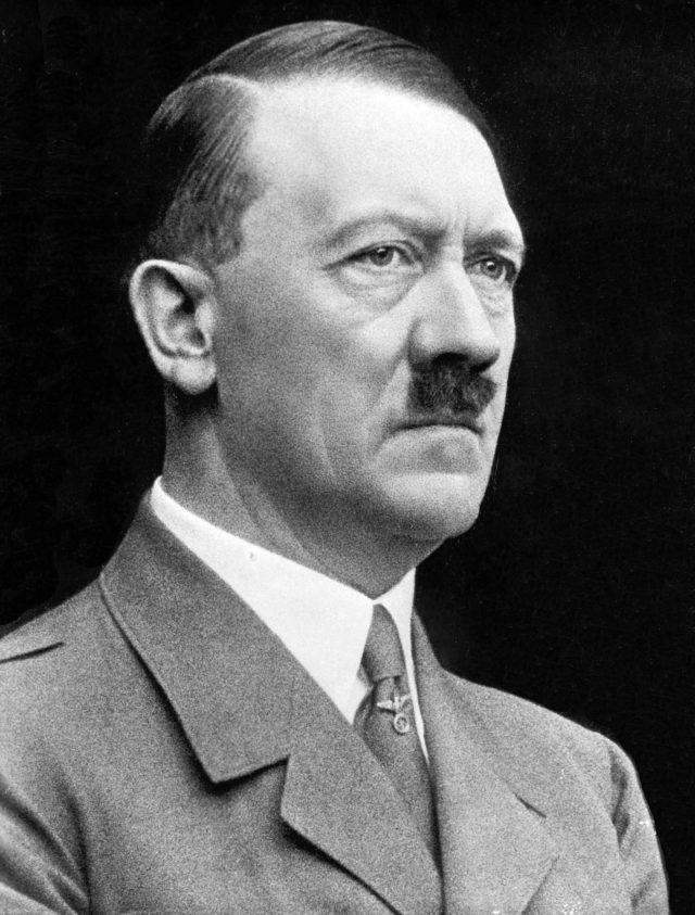 Breaking Adolph Hitler's Wet Dream