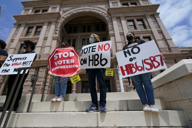 Dems in Texas Legislature plan to leave state to stop GOP passage of voting bill