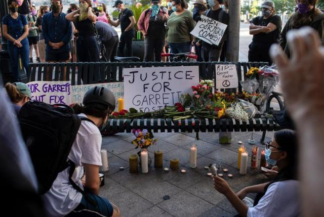 Rideshare driver indicted on murder charge in fatal shooting at 2020 BLM protest in Austin