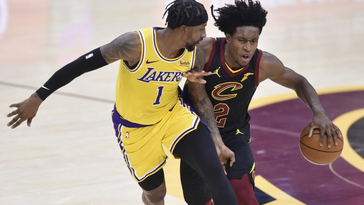 los angeles lakers trade for collin sexton