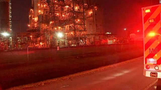 At least 2 dead and dozens injured after an acetic acid leak at a facility near Houston